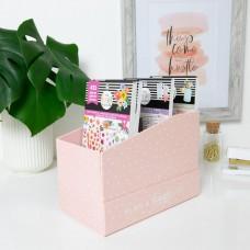 Caixa - Happy Planner Sticker Book Storage Box