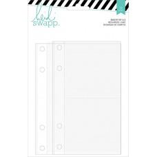 Refil plástico para planner - Heidi Swapp Memory Planner Binder refil