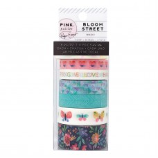 Washi tape - Paige Evans Bloom Street W/Iridescent Foil Accents