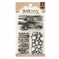 Carimbo - BoBunny Stamps Wall