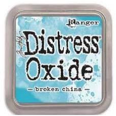 Carimbeira - Tim Holtz Distress Oxides Ink Pad Broken China
