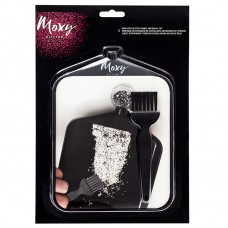 Pá e pincel - Moxy Funnel & Brush Set