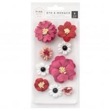 Flores - 5th & Monaco Dimensional Flowers