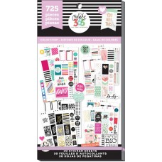 Adesivo - Happy Planner Sticker Value Pack Color Story - CLASSIC
