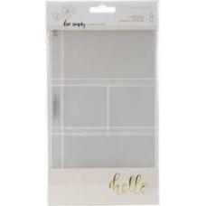 Refil para planner A5 - Color Crush A5 Photo Sleeve Pages 8/Pkg Design D
