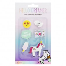 Borracha - American Crafts Hello Dreamer Esraser