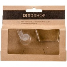 Organizador - DIY Shop 3 Clear Acrylic Tape Dispenser