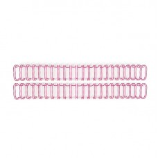 Wire-o - Cinch Wires  Rosa