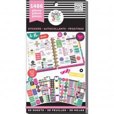 Adesivo - Happy Planner Sticker Value Pack Everyday Planner