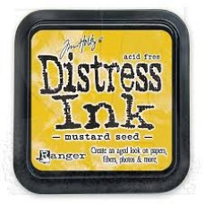 Carimbeira - Tim Holtz Distress Ink Pad Mustard Seed