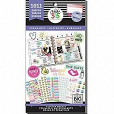Adesivo -  Happy Planner Sticker Value Pack Pregnancy